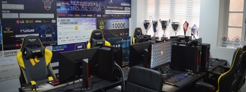 Apresentando o K1ck Gaming Office!