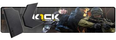 K1ck eSports Club Loja Online