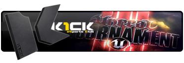 eSports Club K1ck Unreal Tournament 3 logo